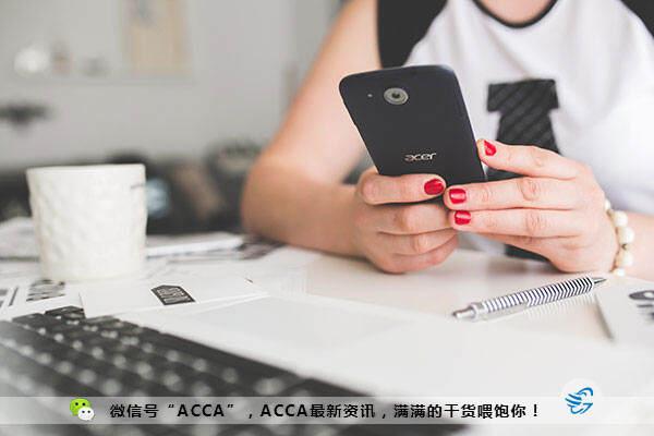 acca的考试是全英文吗