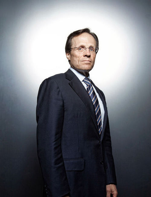 全球CFO排名第一:IBM-马克•洛里基(Mark Loughridge)