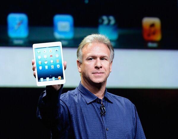 全球最具影响力的CMO丨苹果-菲尔·席勒(Phil Schiller)