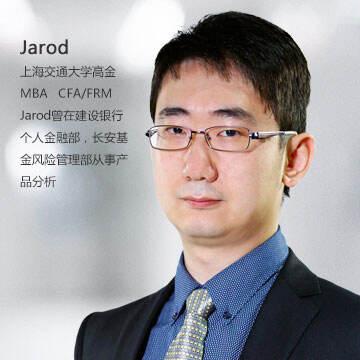 高顿CFA人气名师——Jaro