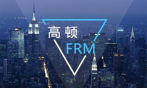FRM两级一起考
