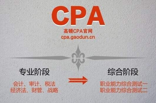 注册会计师考试科目