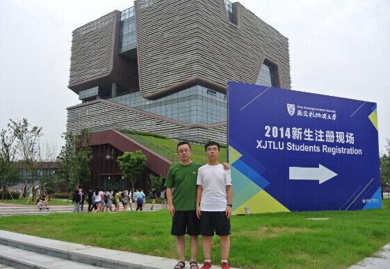 2014年学员,朴辉延,上阵学习父子兵